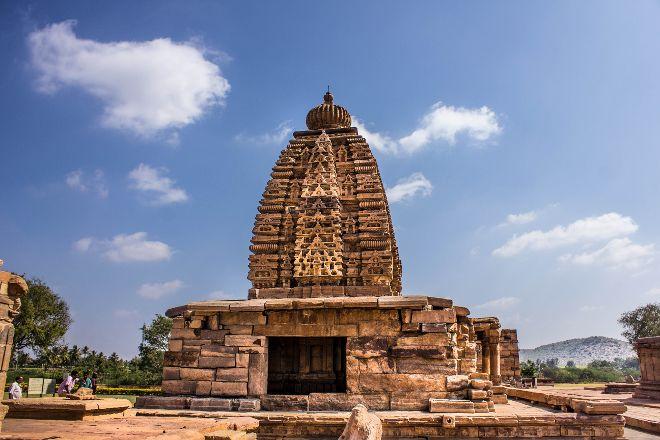 Galganatha Temple, Pattadakal, India