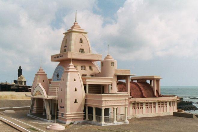 Gandhi Memorial, Kanyakumari, India