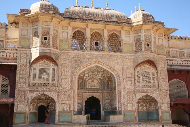 Ganesh Pol Gateway, Jaipur, India