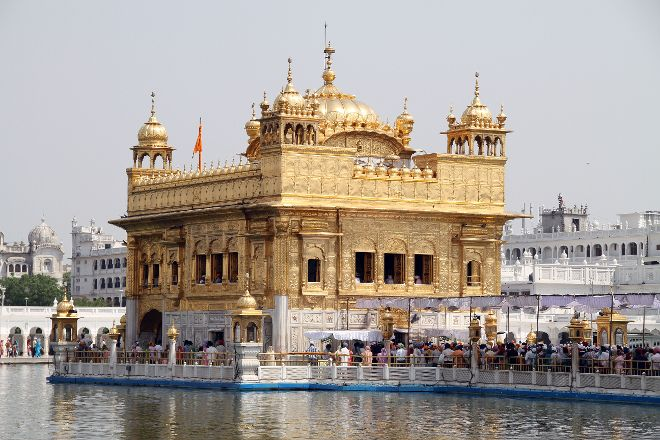 Harmandir Sahib, Amritsar, India