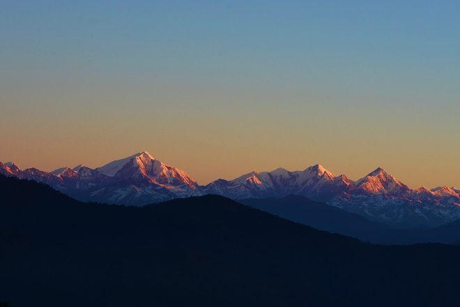 Gorichen Peak, Tawang, India