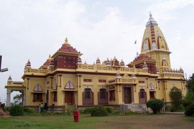 Gufa Mandir, Bhopal, India