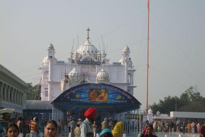 Gurudwara Bir Baba Budha Sahib, Amritsar, India