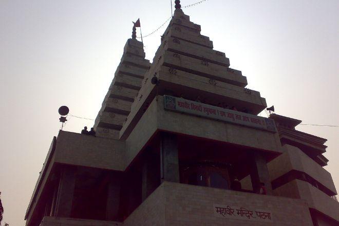 Hanuman Mandir, Patna, India