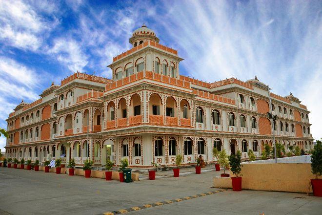 Hare Krishna Mandir Temple, Ahmedabad, India