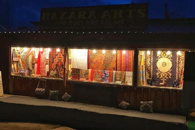 Hazara Arts, Srinagar, India