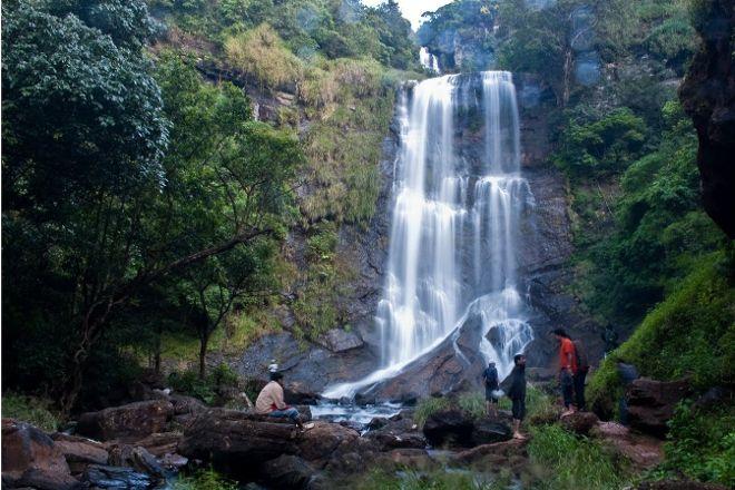 Hebbe Falls, Chikmagalur, India