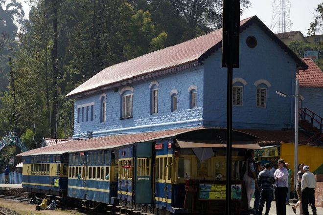 Heritage Train, Coonoor, India
