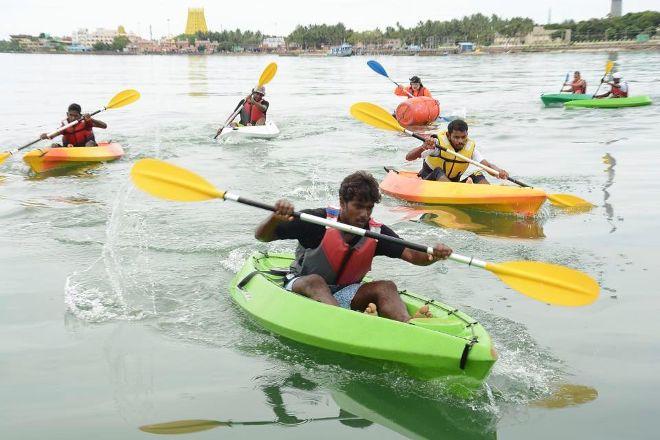 Holy Island Water Sports Rental Services, Rameswaram, India