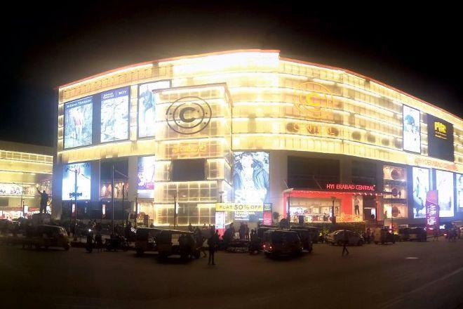 Hyderabad Central Mall, Hyderabad, India