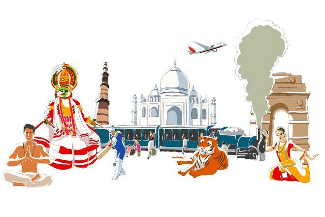 Indulge Tours & Travels, New Delhi, India