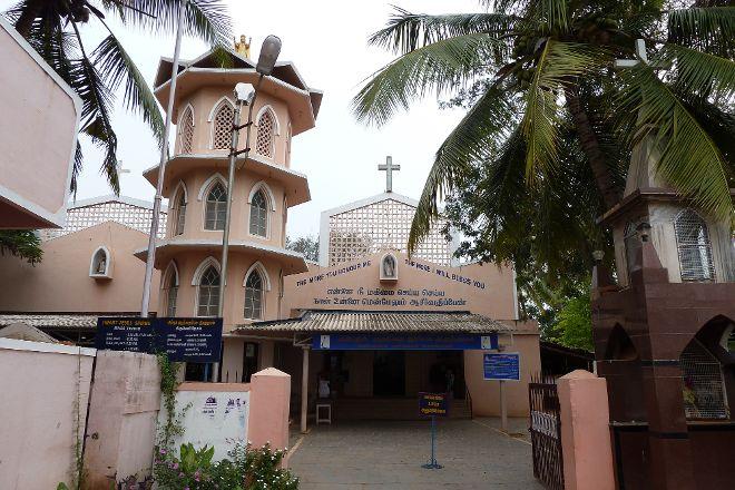Infant Jesus Church, Coimbatore, India