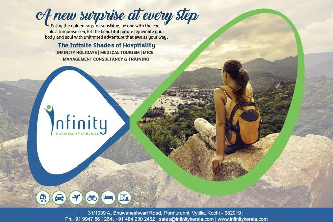 Infinity Hospitality Services, Kochi (Cochin), India