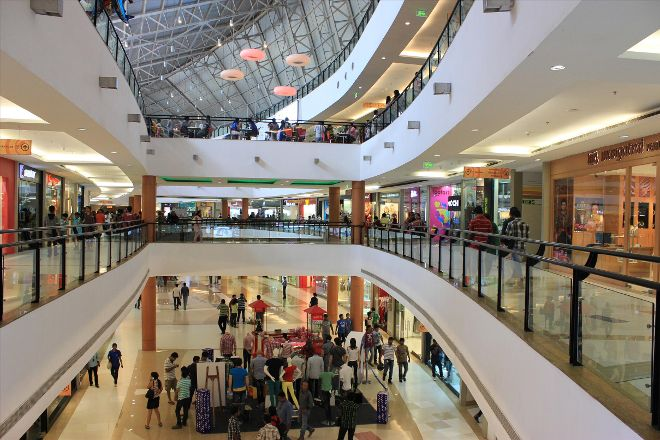 Inorbit Mall, Hyderabad, India