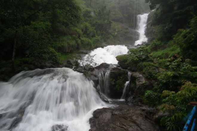 Iruppu Falls, Kodagu (Coorg), India