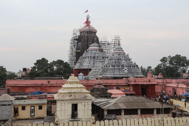 Jaggannath Temple, Bhuntar, India