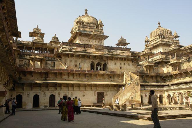 Jahangir Mahal, Agra, India