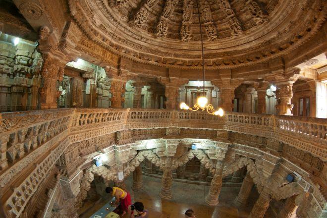 Jain Temples, Jaisalmer, India