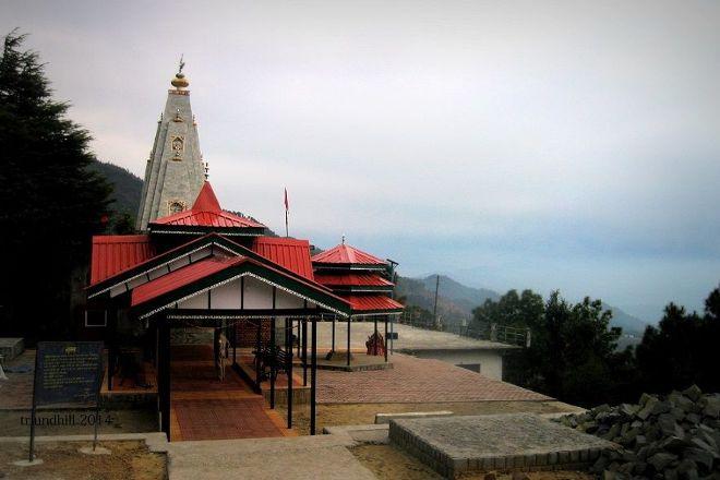 Shree Jakhani Mata Temple, Palampur, India