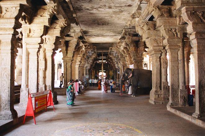 Jambukeswarar Temple, Tiruchirappalli, India
