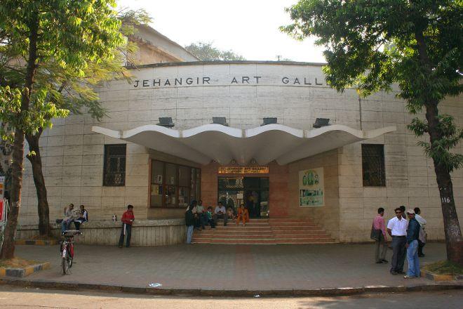 Jehangir Art Gallery, Mumbai, India