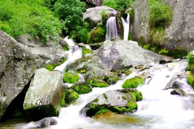 Jogini Waterfall, Manali, India