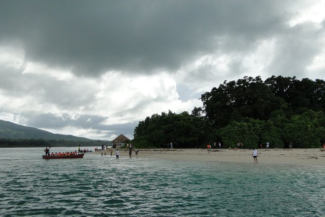Jolly Buoy Island, Port Blair, India