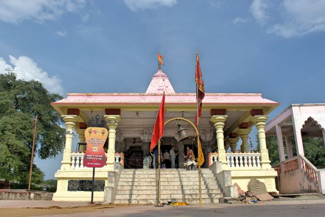 Kal Bhairav Temple, Ujjain, India