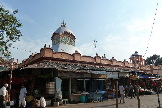 Kalighat Kali Temple, Kolkata (Calcutta), India