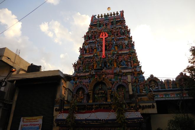 Kalikambal Temple, Chennai, India