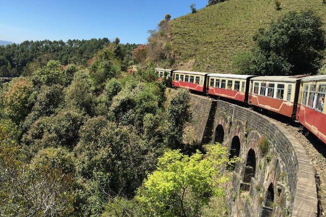 Kalka - Shimla Railway, Shimla, India