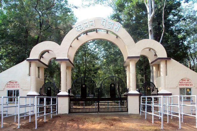Kanan Pendari Zoo Park, Bilaspur, India