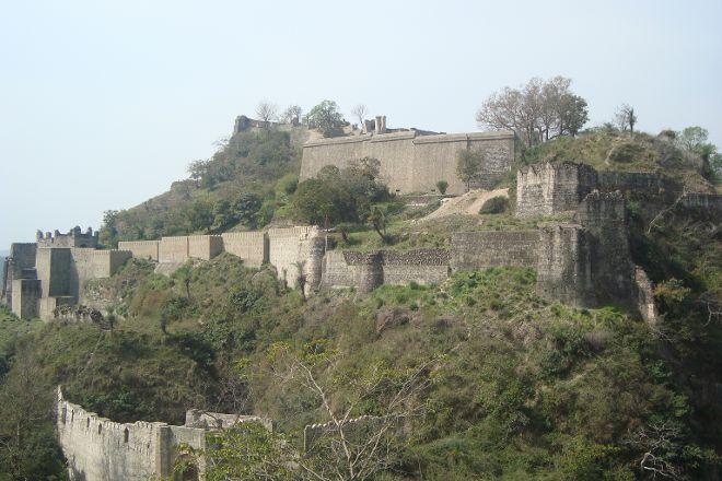 Kangra Fort, Kangra, India