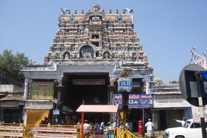 Kanthimathi-Nellaiyapper Temple, Tirunelveli, India