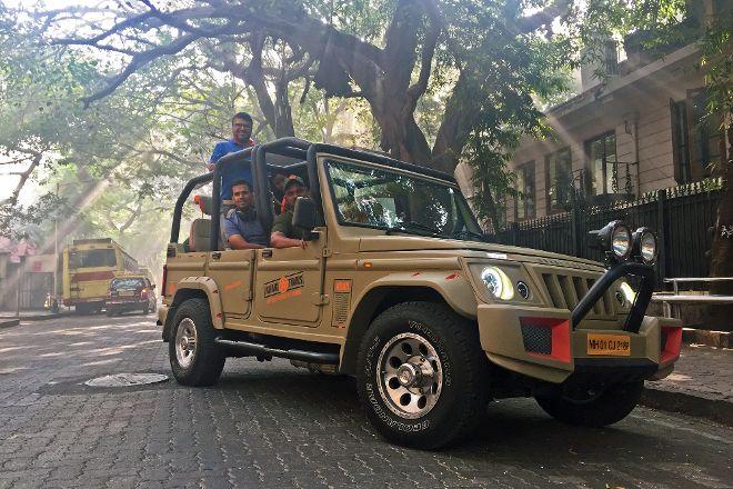 Khaki Tours, Mumbai, India