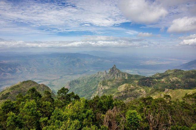 Kodanad View Point, Kotagiri, India
