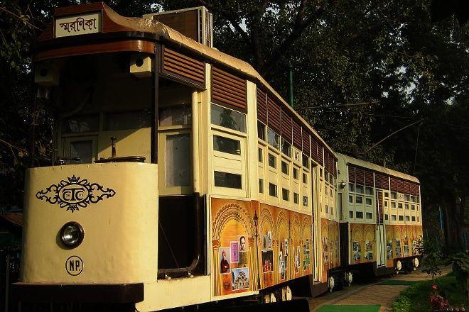 Kolkata Tram Museum Smaranika, Kolkata (Calcutta), India