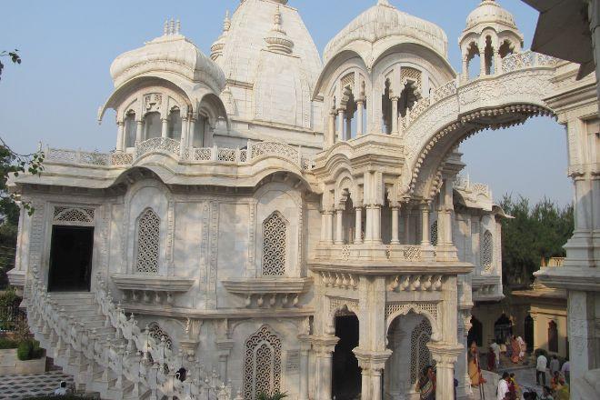 Krishna Balaram Mandir, Mathura, India