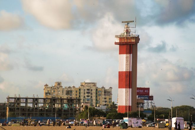 Light House, Chennai, India