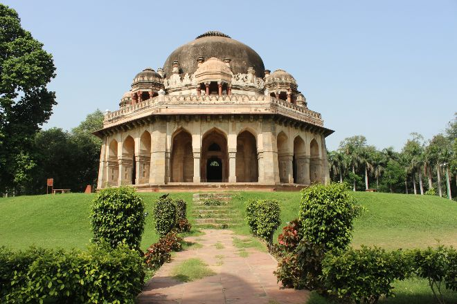 Lodhi Garden, New Delhi, India