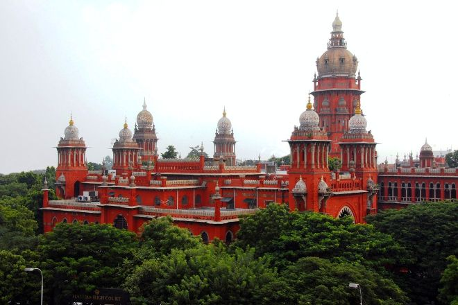 Madras High Court, Chennai, India