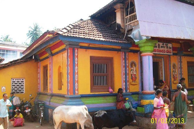 Shree Mahaganapathi Temple, Gokarna, India
