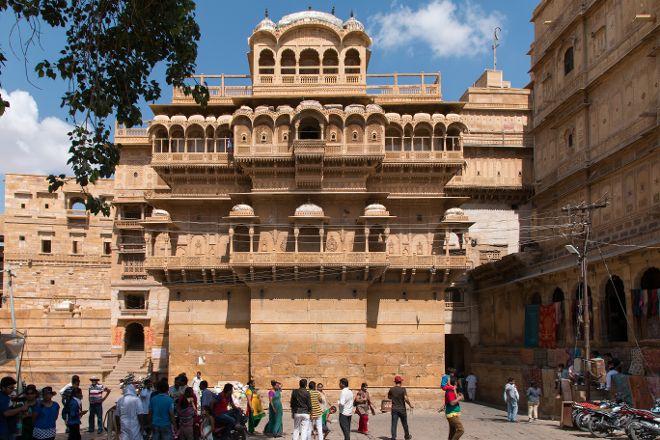 Maharaja's Palace, Jaisalmer, India