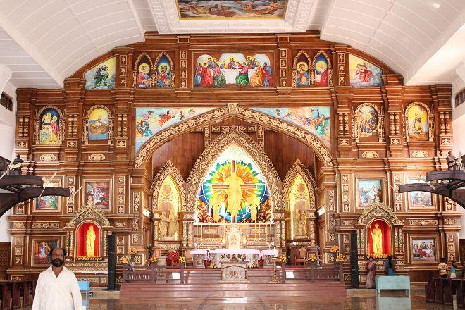 Malayattoor Church, Malayattoor, India