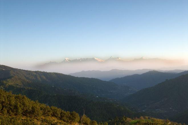 Managir Village, Nainital, India