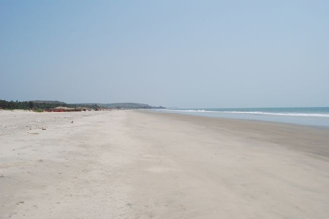 Mandrem Beach, Mandrem, India