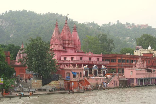 Mansa Devi Temple, Haridwar, India