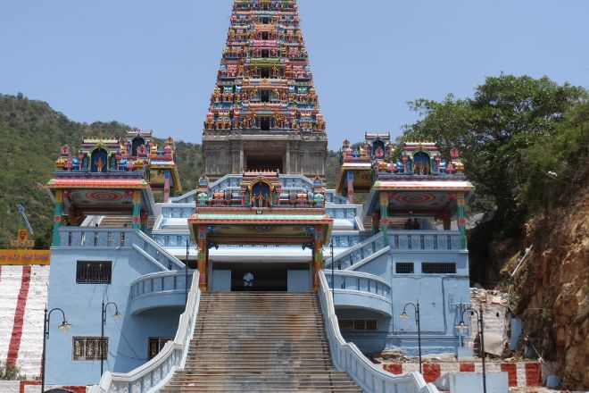 Marudamalai Temple, Coimbatore, India