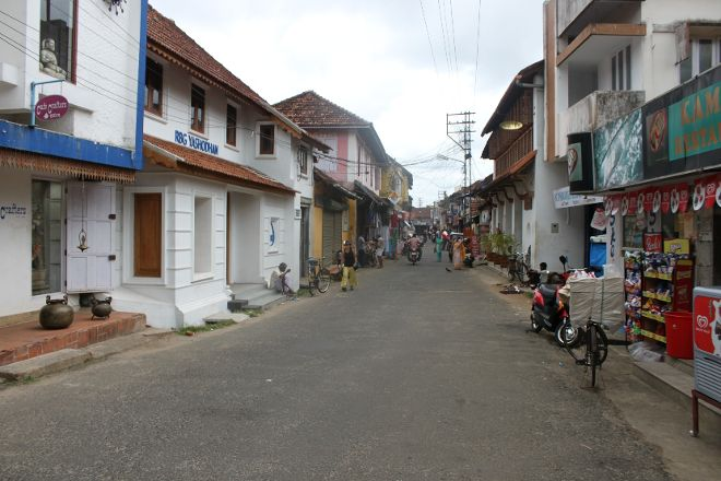 Mattancherry, Kochi (Cochin), India