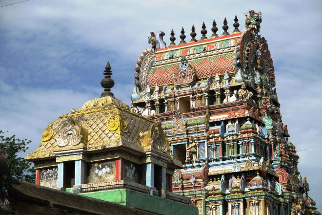 Mayuranathaswamy Temple, Nagapattinam, India